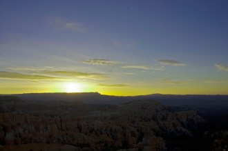 Bryce, Before Sunrise