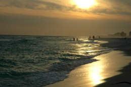 Destin Sunset Beach