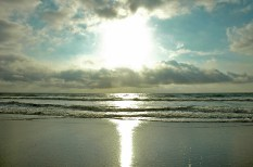 Sunrise on Beach, Amelia Island