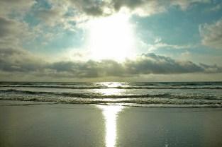 Sunrise on Beach, Amelia Island