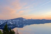 Crater Lake, Sunrise 5