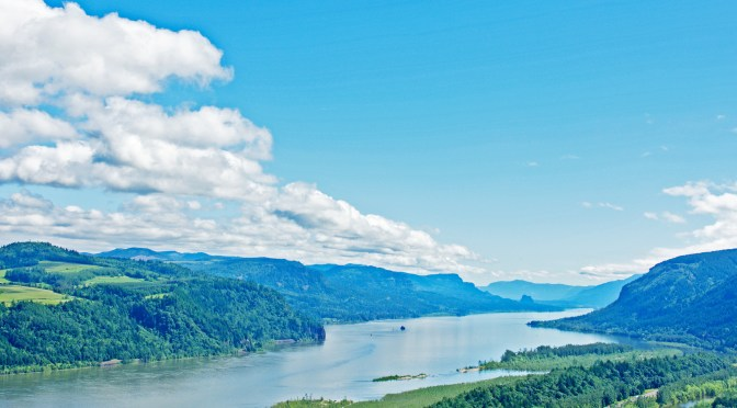 Columbia River Gorge – A Gallery of Photos