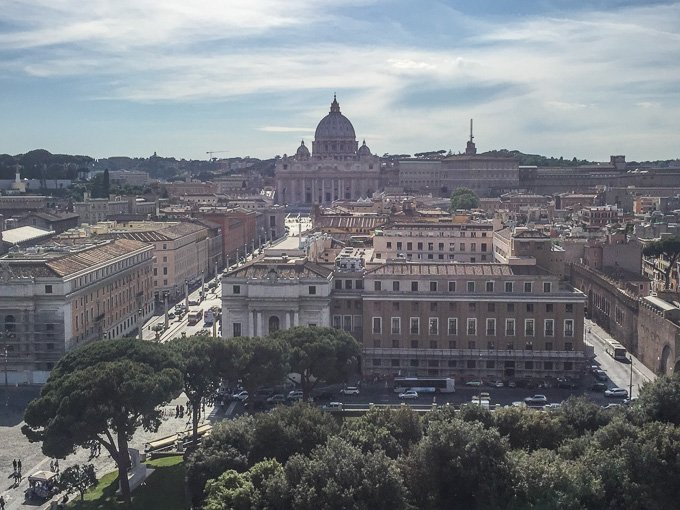 Italy Travel Guide Rome