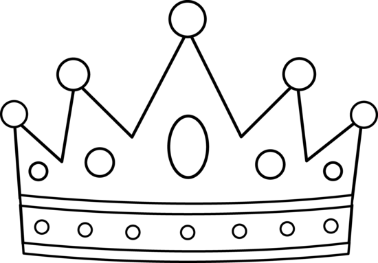 royal crown coloring page  free clip art