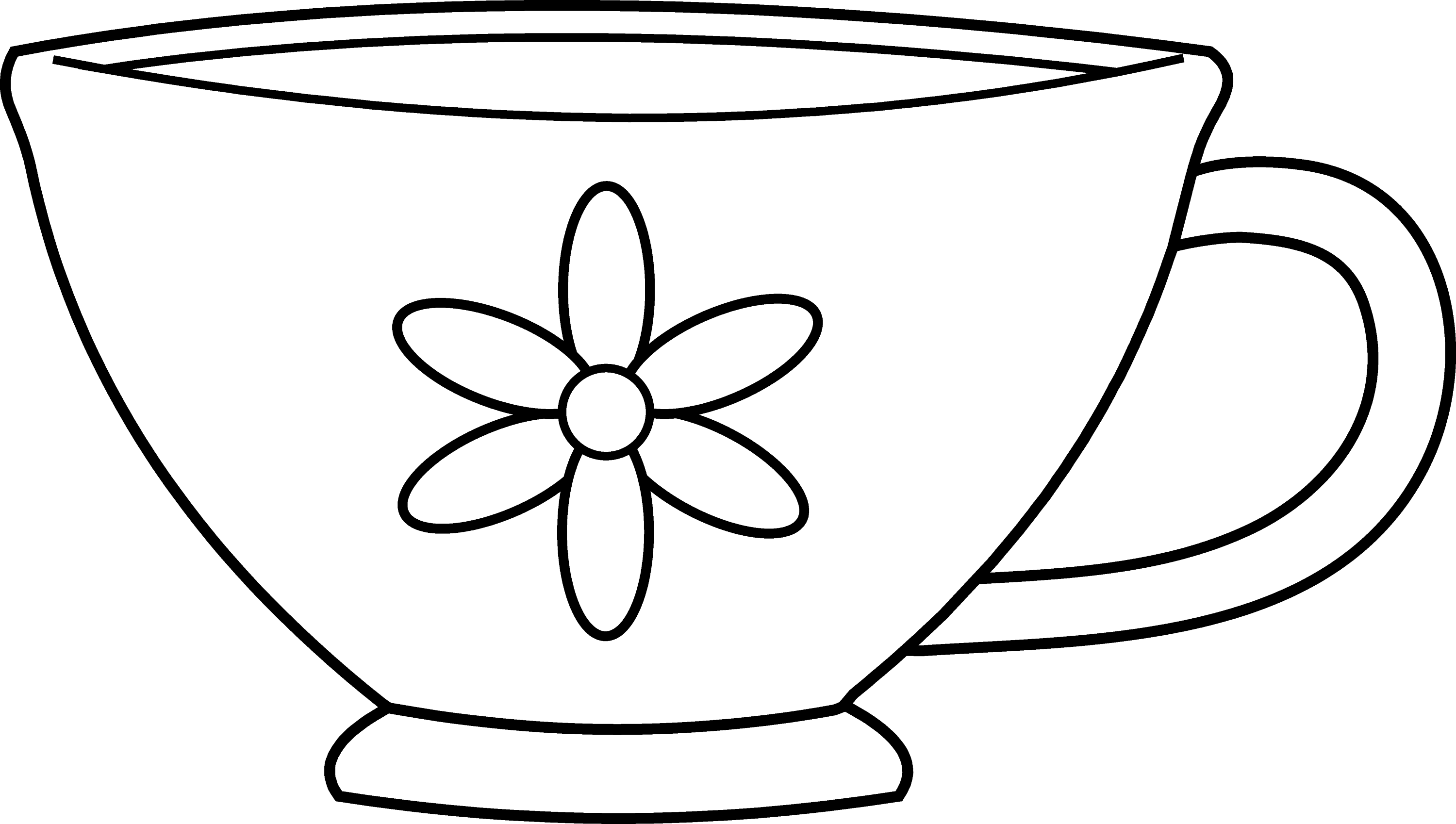 Isometric Coffee Cup Coloring Pages