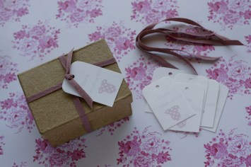 Caja papel maché personalizadas 4,40€