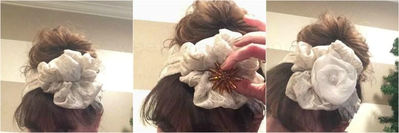 scarf tying tips