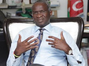 Nigeria's power minister says no budget of N219b for Mambilla project