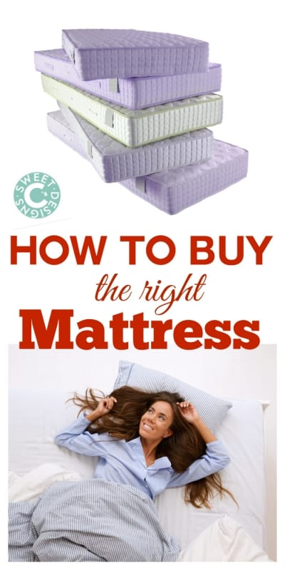 How To The Right Mattress This Is A Great Guide