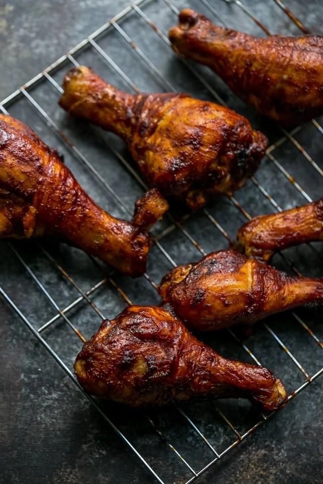 Chicken Drumsticks Easy Baked Chicken Drumsticks Bbq Baked Chicken Baked Chicken Legs Recipe