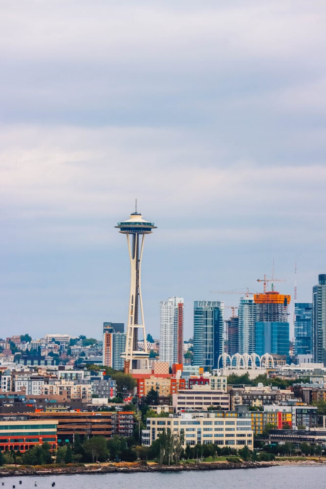 picture of seattle skyline