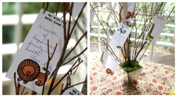 Sweet Dani B Event Styling Wishing Tree