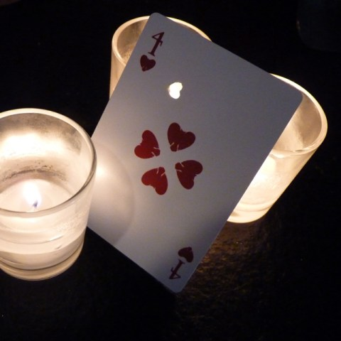 Sleep No More Card