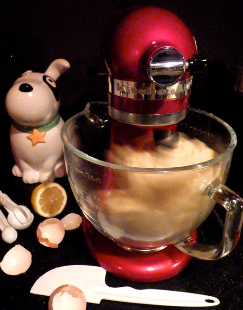 SDB Red Kitchen Aid