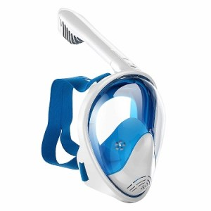 Amazon: $9.00 (Reg $29.99) Full Face Snorkel Mask
