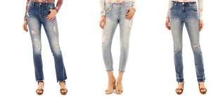 CLEARANCE! AS LOW AS $6.72 (Reg $48.00) Wallflower Juniors' Bootcut Jeans