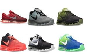 SALE! $89.98 (Reg $190.00) Nike Men's Air Max Running Sneakers
