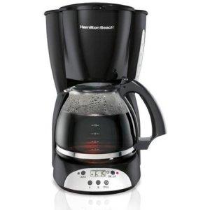 ROLLBACK! $16.88 (Reg $29.96) Hamilton Beach 12 Cup Coffee Maker