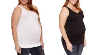 SALE! $5.04 (Reg $36.00) Plus Maternity Tank Top