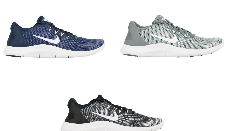 24c3b8f7541c7 SALE! $31.00 (Reg $85.00) Nike Men's Flex 2018 Running Shoes – Sweet Deals  Finder