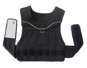 SALE! $19.99 (Reg $35.99) Gold's Gym 20 lb. Adjustable Weighted Vest