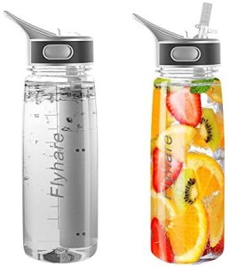 70% Off $3.90 (Reg $12.99) 27oz Water Bottle with Built-in Filter