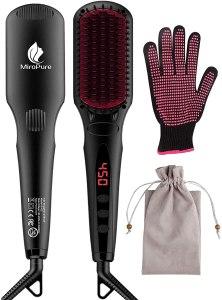 DEAL OF THE DAY! !$28.00 – $31.27 (Reg $46.99 – $48.00) MiroPure hair straightener brush