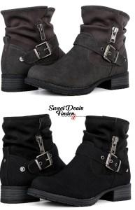 65% OFF! $21.00 (REG $59.99) GLOBALWIN Women's Winter Fashion Boots