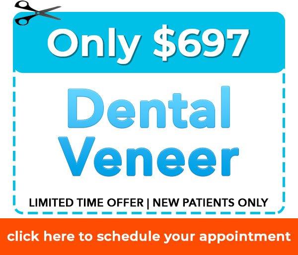 New Patient Dental Veneer Offer Dentist Danbury, CT