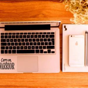 carry on warrior laptop decal jpg