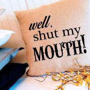 shutmymouth