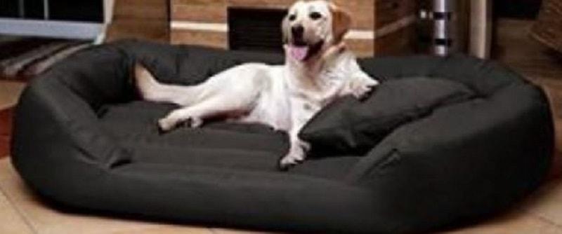 Tierlando S5-02 chew proof dog bed