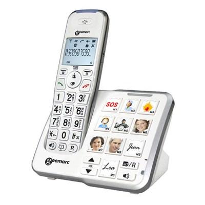 Téléphone sans fil photophone