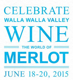 Celebrate Walla Walla Valley Wine June 18-20 2015 is Merlot.
