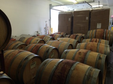 Barrels to rack to tank