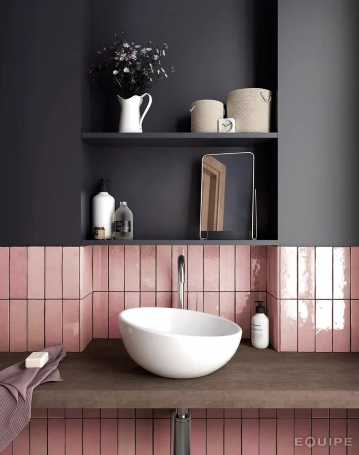 7 bathroom tile designs to inspire your