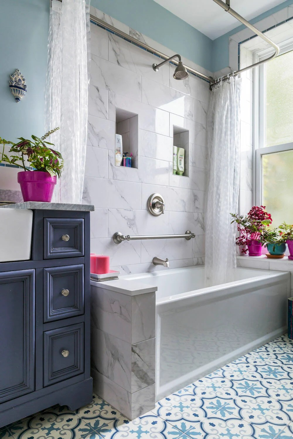 Clever Bathroom Storage Ideas That Go One Step Further