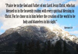 Ephesians 1 quote