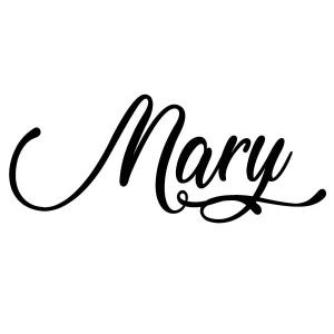 Women in the Lineage of Jesus: Mary