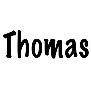 The Twelve Apostles of Jesus: Thomas