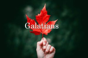 Galatians: Introduction