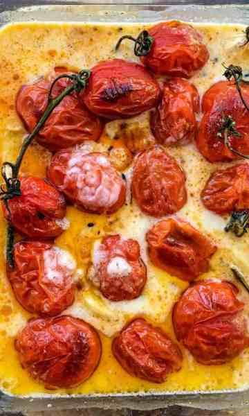 Easy Vegan Feta Pasta
