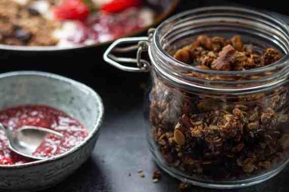 How to Make Gluten Free and Vegan Granola