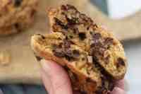 How to Make Vegan Levain Cookies