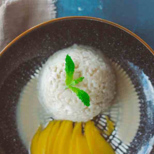 How to Make Easy Mango Sticky Rice