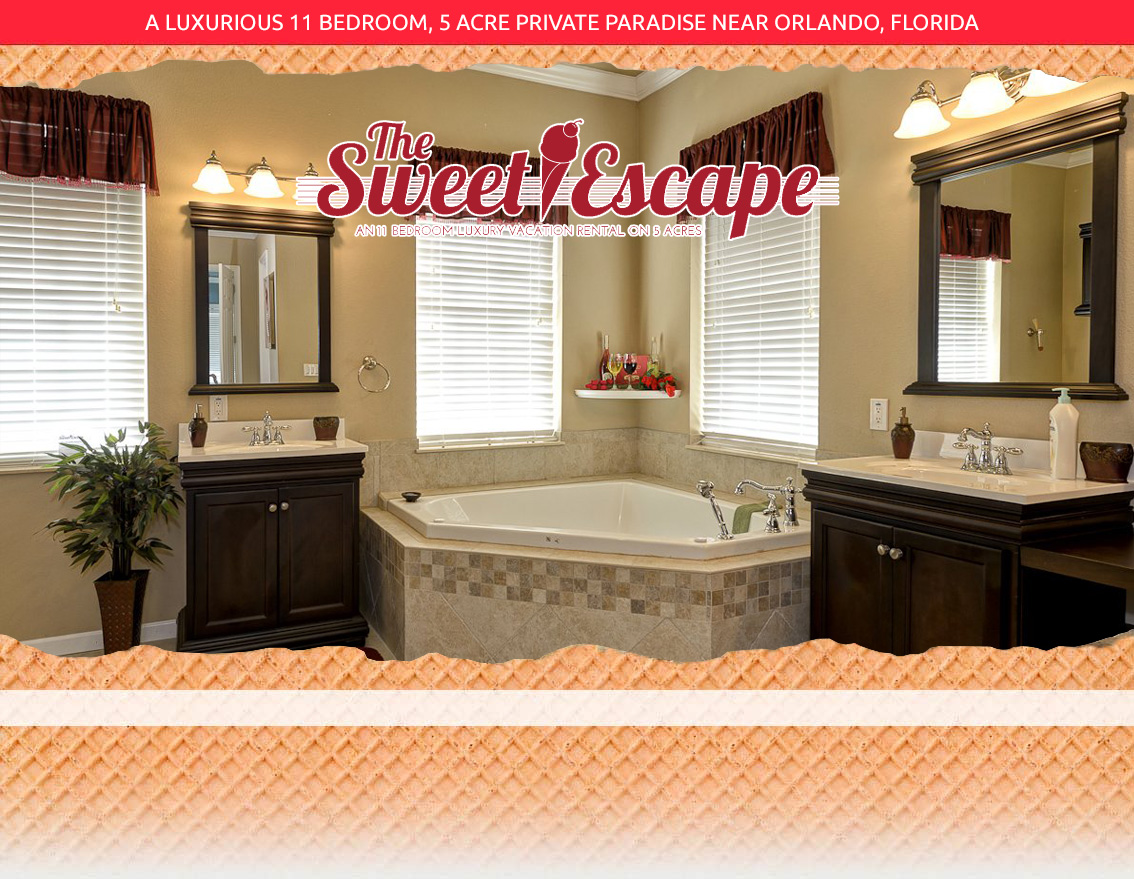 Sweet Escape - CandyLand and Other Bathrooms At Our Luxury ... on Small:e_D8Ihxdoce= Restroom Ideas  id=57239