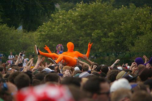Occupy Wall Street = Ultimate Alternative Festival