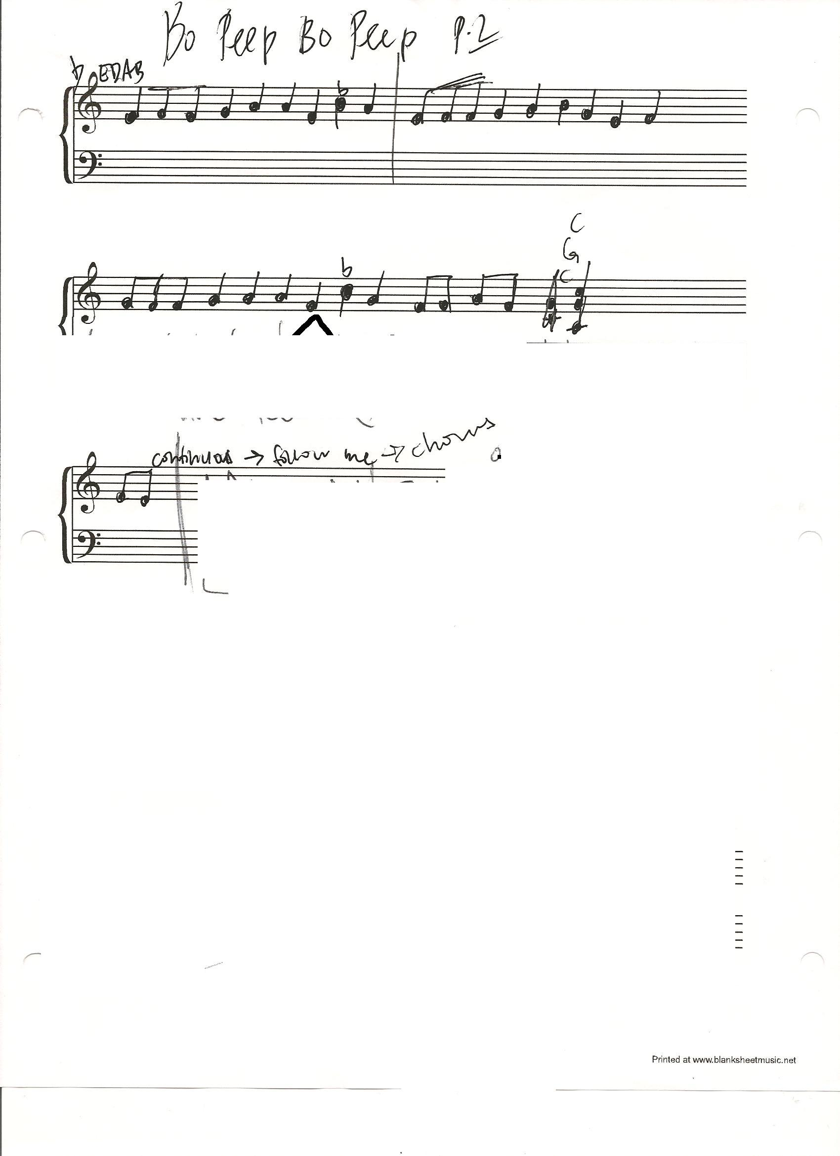 Kpop Piano Sheet Music Download