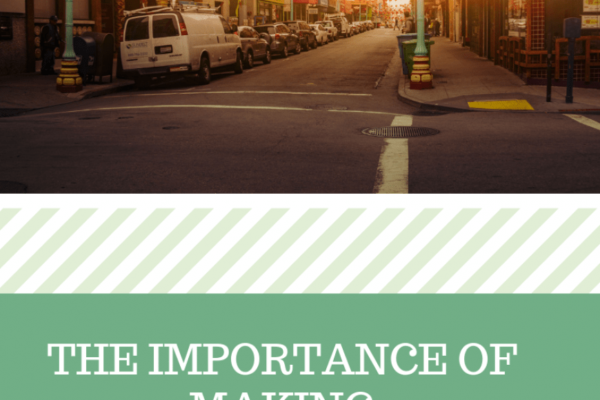 The Importance of Making Small Business Personal