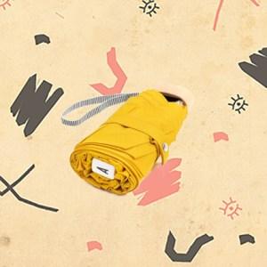 Mini parapluie jaune moutarde MARTIN. Anatole